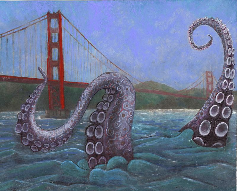 Octopus Bridge